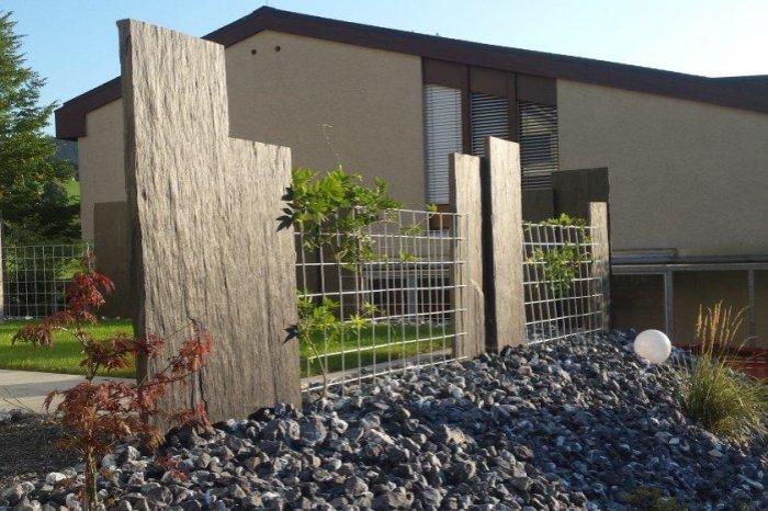 palisaden und krustenplatten l st gallen appenzell. Black Bedroom Furniture Sets. Home Design Ideas